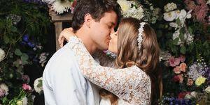 Bindi Irwin and Chandler Powell Wedding on Instagram