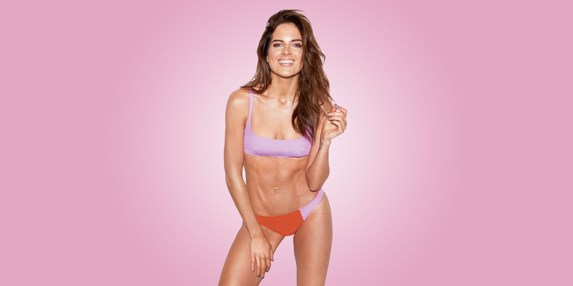Binky Felstead's Go-To Workout is a Bodyweight HIIT Session & We Have Her Exact One For You to Try