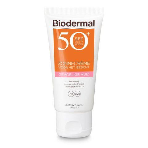biodermal zonnebrandcrème