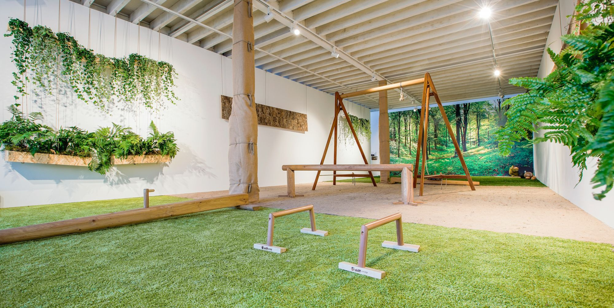 That Time I Designed… An Organic Gym