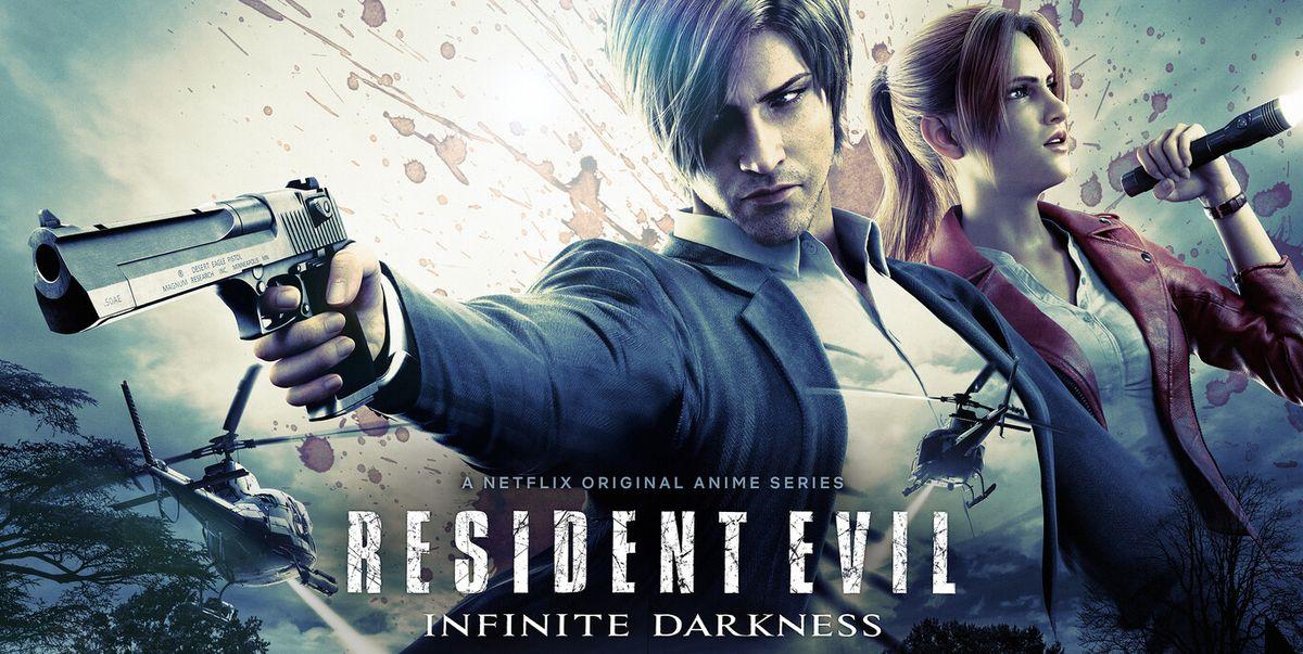 Resident Evil: Oscuridad infinita: Trailer y fecha de estreno de la terrorífica serie de Netflix
