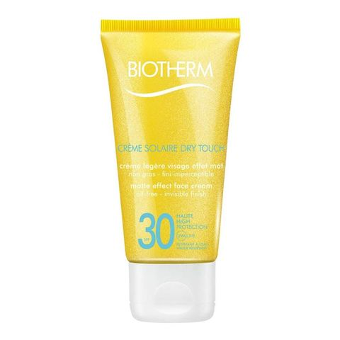 biotherm zonnebrand dry touch met spf30