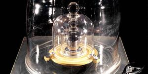 former physical kilogram