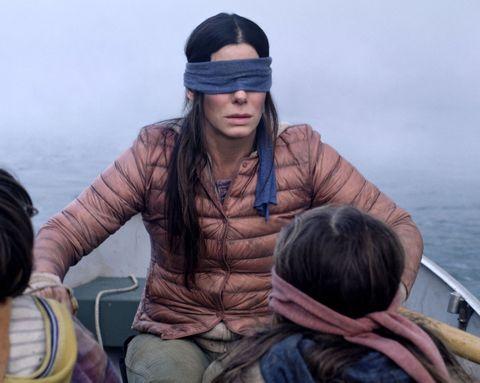 Sandra Bullock in 'Bird Box.'