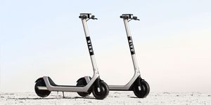 Bird Two scooters