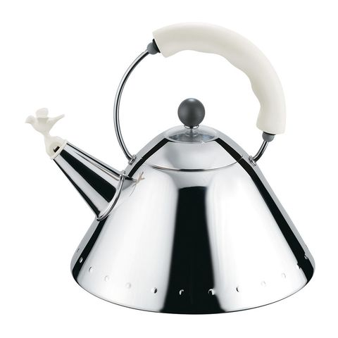 Alessi bird kettle