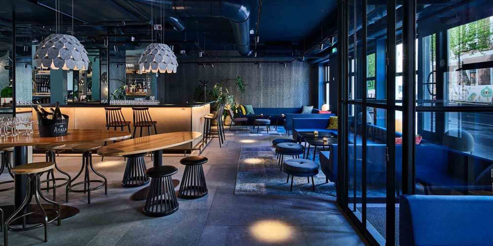 The Birdhouse restaurant Amsterdam