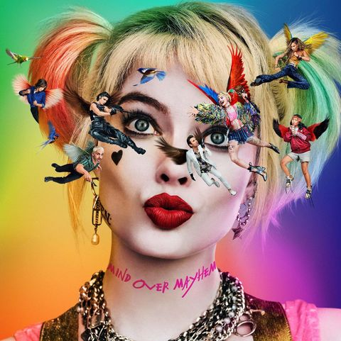 Harley Quinn Fans Spot Easter Egg In New Birds Of Prey Poster