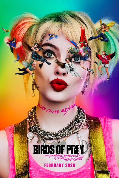 """Harley Quinn's solo movie Birds of Prey is """"not connected"""" to Suicide Squad"""