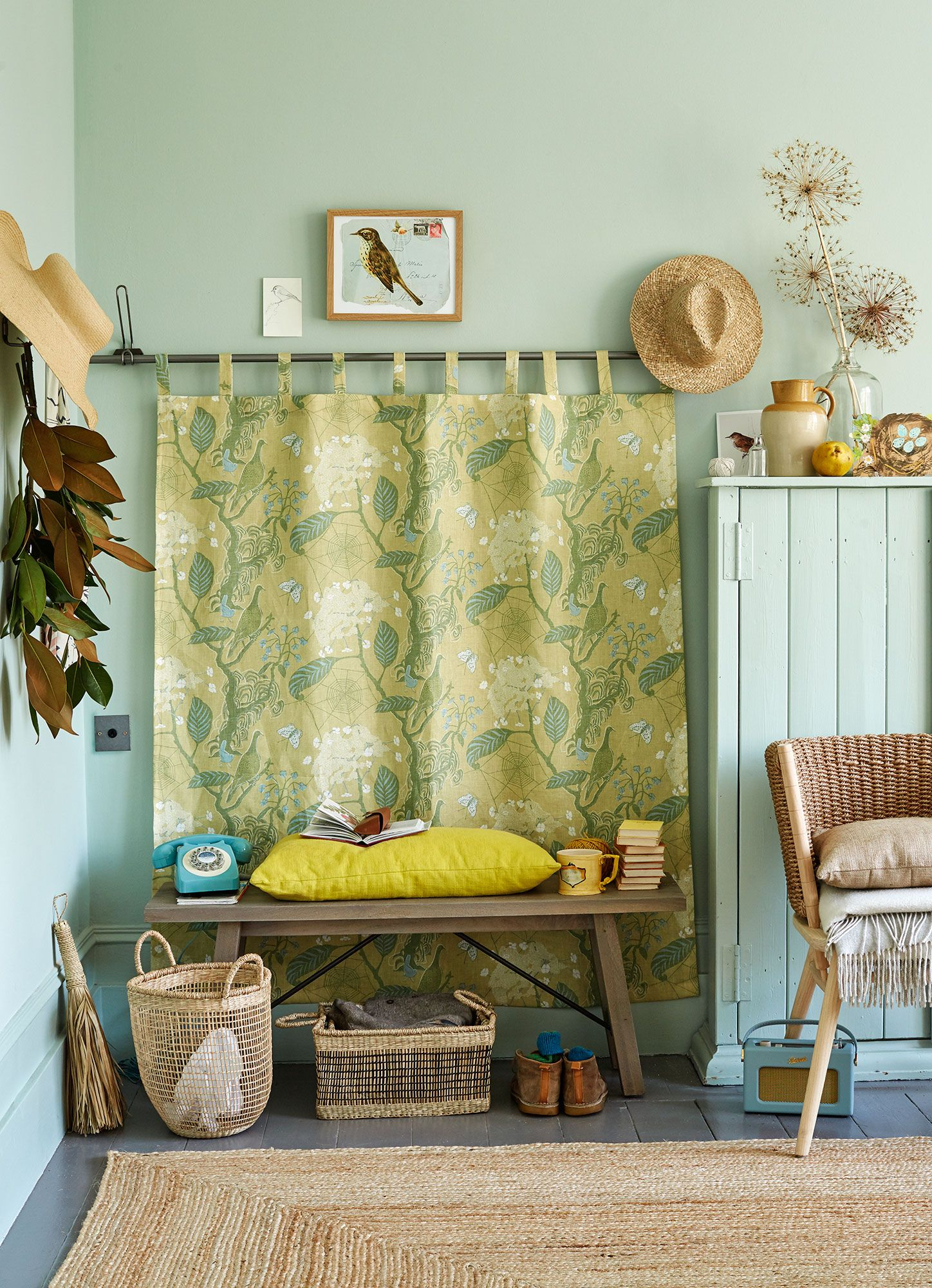 5 ways to decorate your home with this year s bird motif trend rh countryliving com