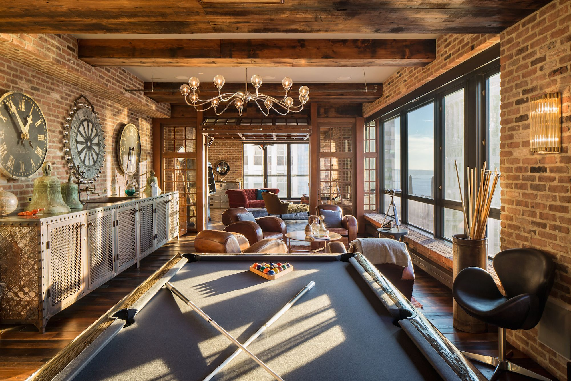 The Heir To Birkenstock Is Selling His Eclectic New York Apartment