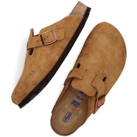 birkenstock boston slipper bruin
