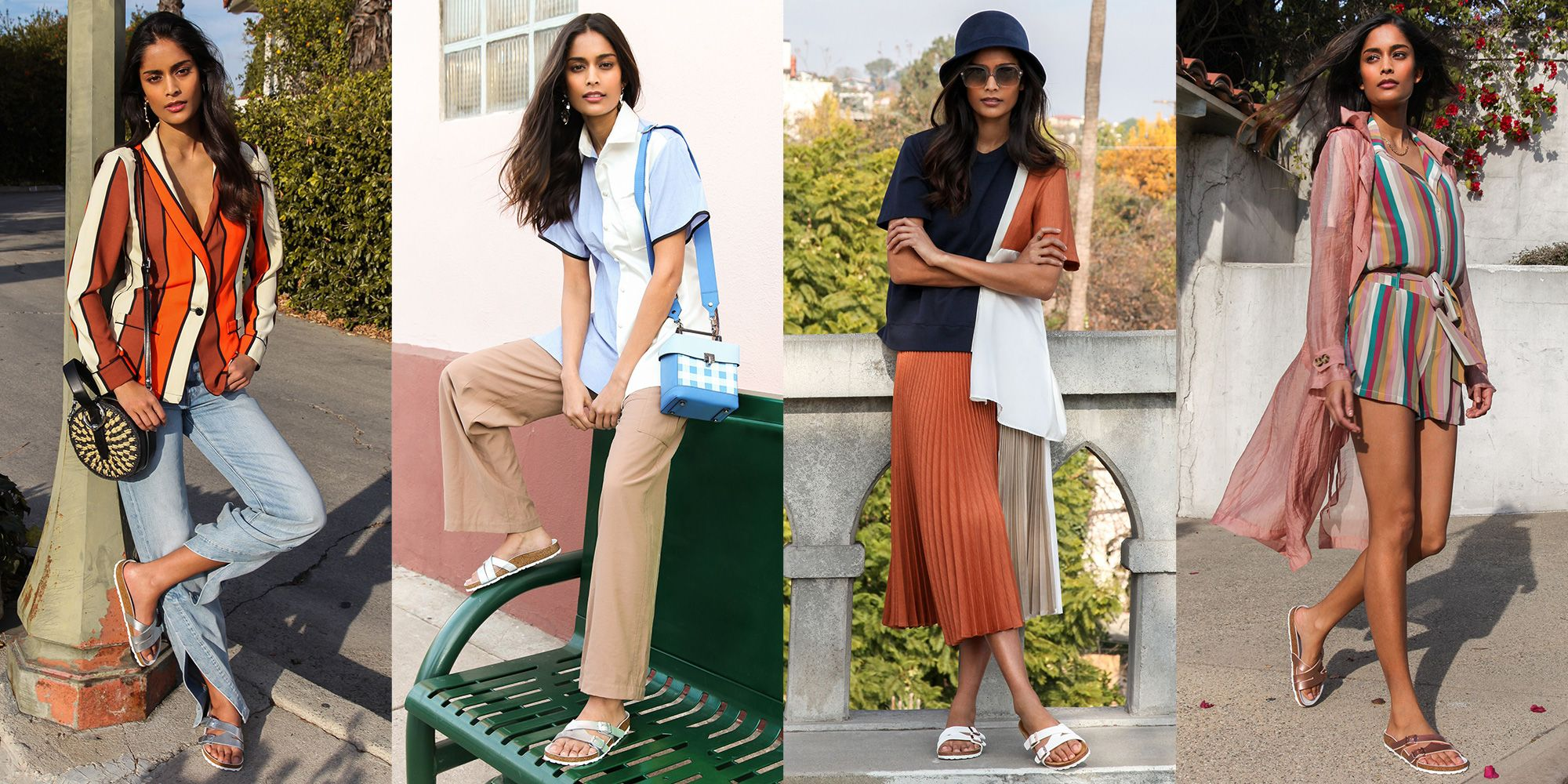 Cute Outfits to Wear with Birkenstocks