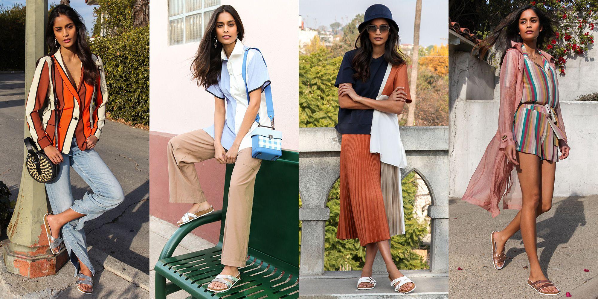 Cute Outfits to Wear with Birkenstocks Birkenstock Yao