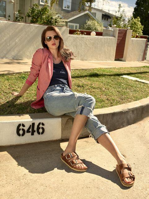 White, Clothing, Leg, Denim, Footwear, Fashion, Beauty, Street fashion, Cool, jean short,