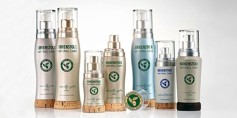 a4399118c7e Your Favorite Cork Sandal Brand Birkenstock Is Making Skin Care Now