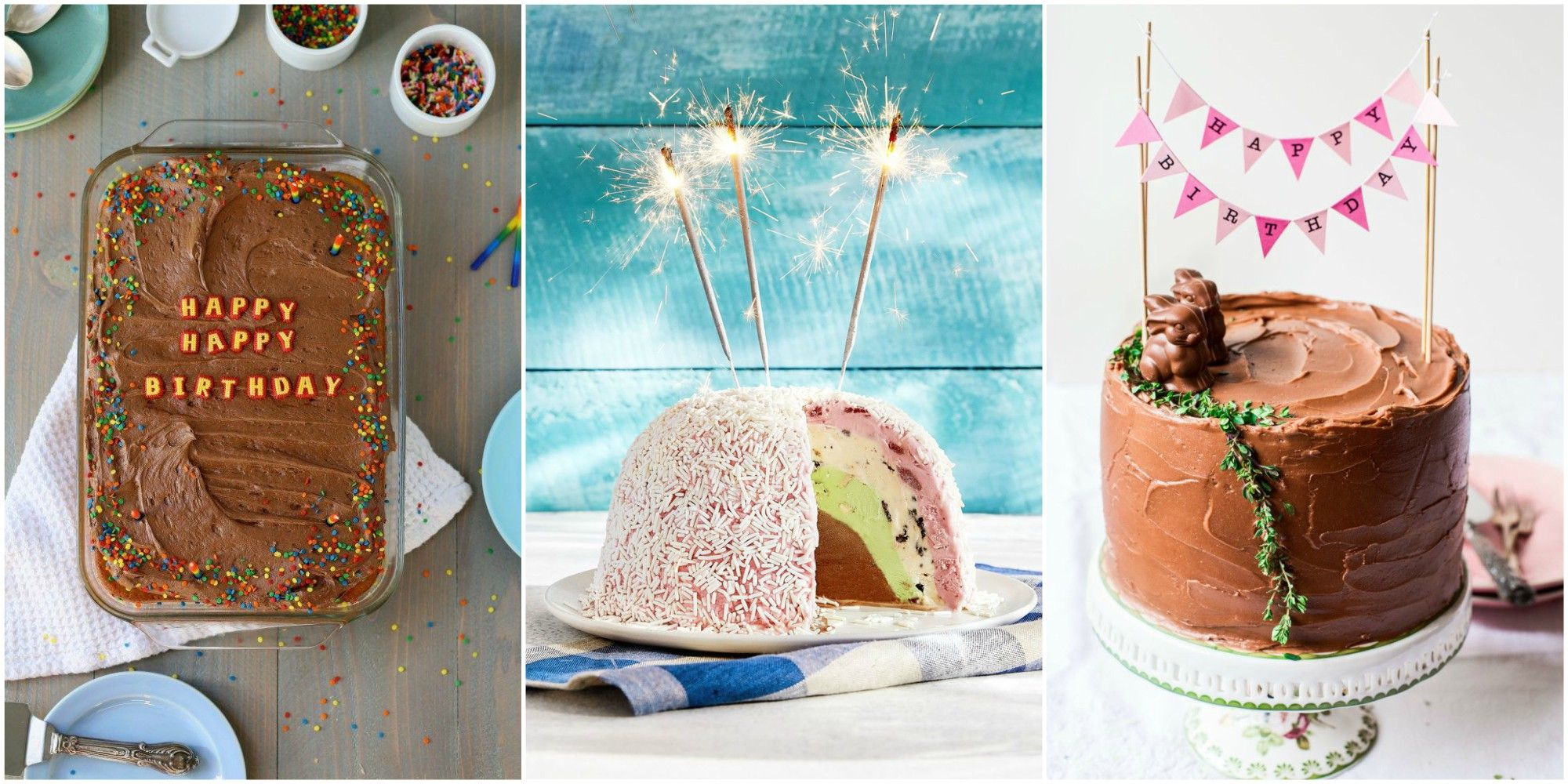 birthday cake recipes
