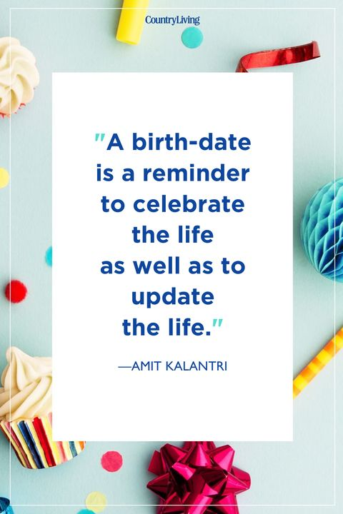 birthday quotes Amit Kalantri