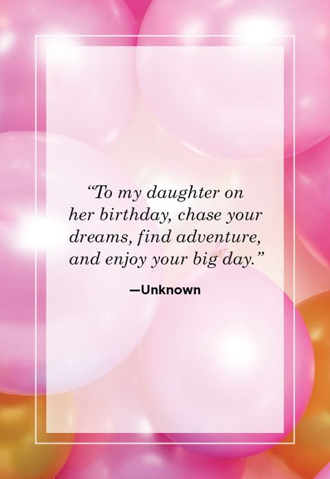 Birthday Quotes For Your Daughter Happy Birthday Daughter Quotes
