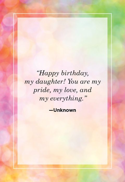Surprising Birthday Quotes For Your Daughter Happy Birthday Daughter Quotes Funny Birthday Cards Online Barepcheapnameinfo
