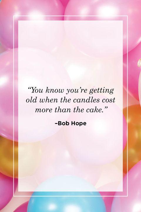 Bob Hope mom birthday quotes