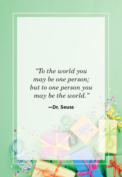birthday quotes for son dr seuss