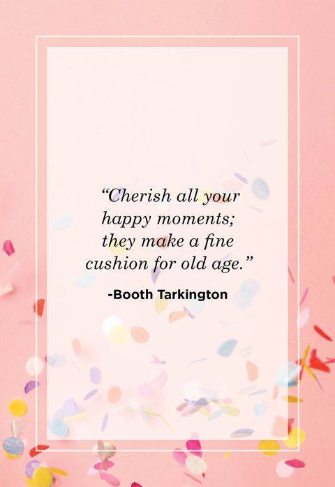 Booth Tarkington Quote