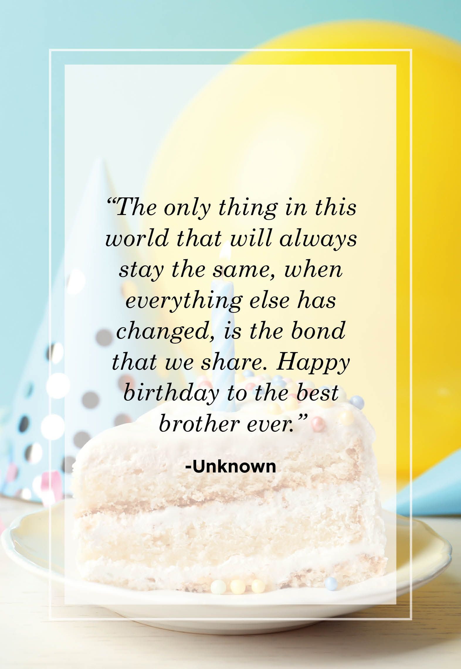 Birthday Quotes For Brother Sibling Birthday Quotes