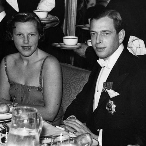 Bisexual royal family member Prince George