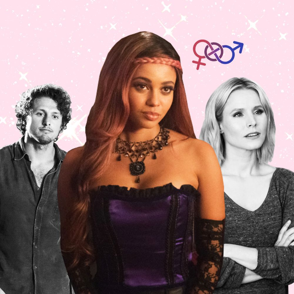 11 Bisexual Characters on TV That Fill Me With Pride