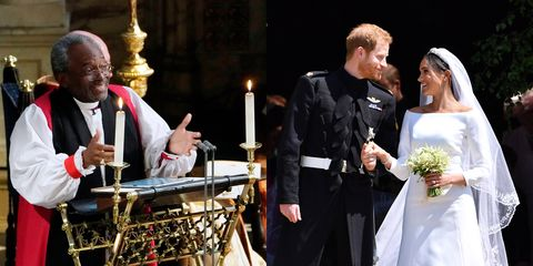 Michael Curry Royal Wedding.Bishop Michael Curry Talks Prince Harry Meghan Markle Michael