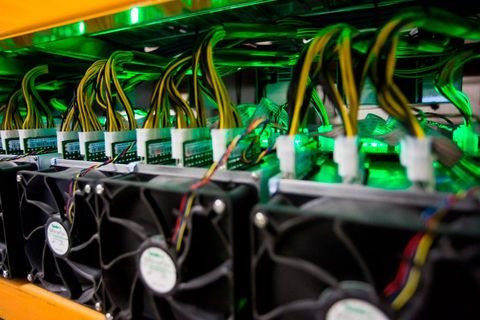 Mining For Bitcoin Might Actually Drain More Energy Than Mining For -