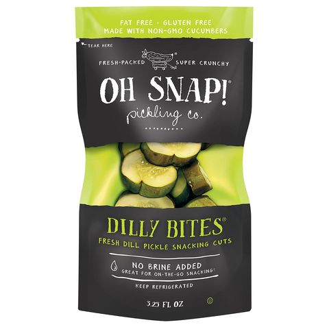 Sam's Club's Dilly Bites 12-Packs Should Be On Every Pickle Lover's Shopping List