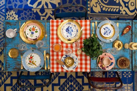 Pattern, Textile, Plate, Collection, World, Tableware, Art,