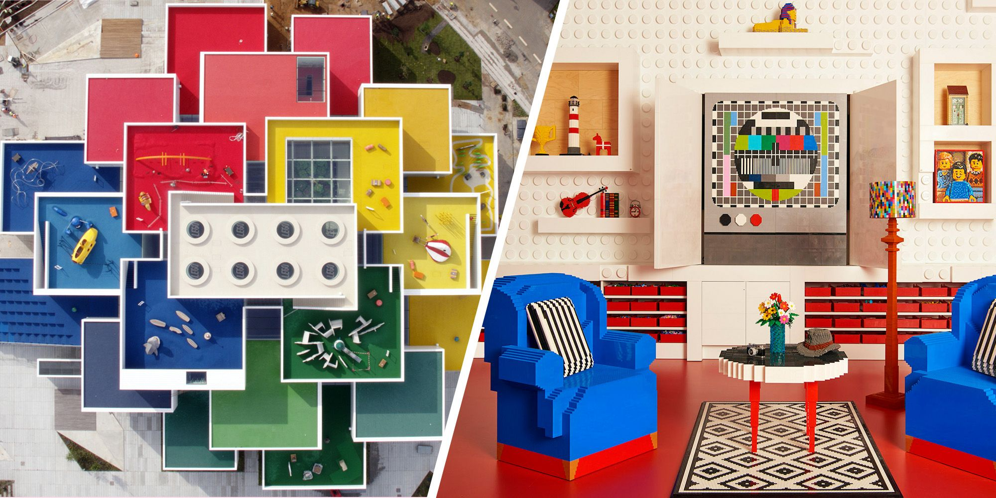 Airbnb Offers Free Night At Bjarke Ingels-Designed LEGO House To One Lucky Winner