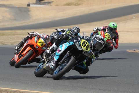 The Great American Motorcycle Racing Revival