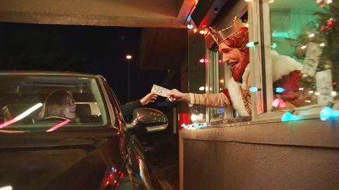 Luxury vehicle, Fun, Car, Vehicle, Night, Glass, Subcompact car, Automotive window part,