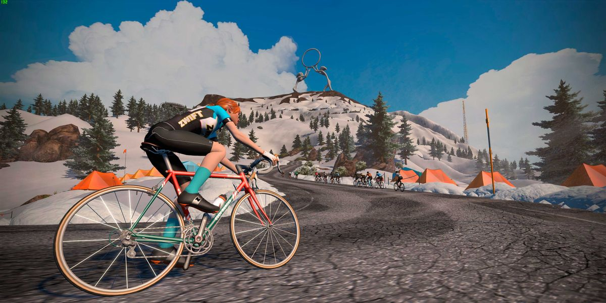 You Won't Believe These Crazy Zwift Stats