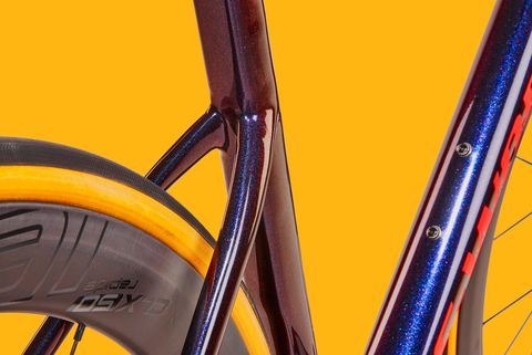 The Specialized Tarmac Is the Razor Edge of Technology