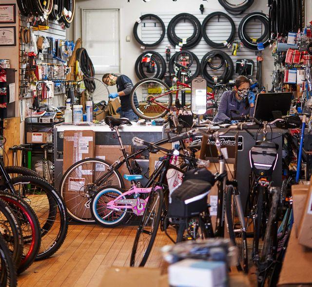 local bike shops