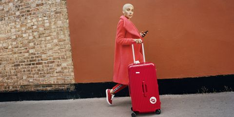 Red, Baggage,