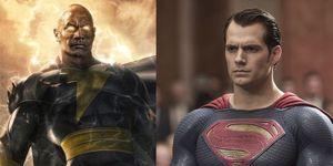 Black Adam / Superman