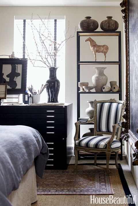 Black And White Bedroom Ideas, Black And White Furniture