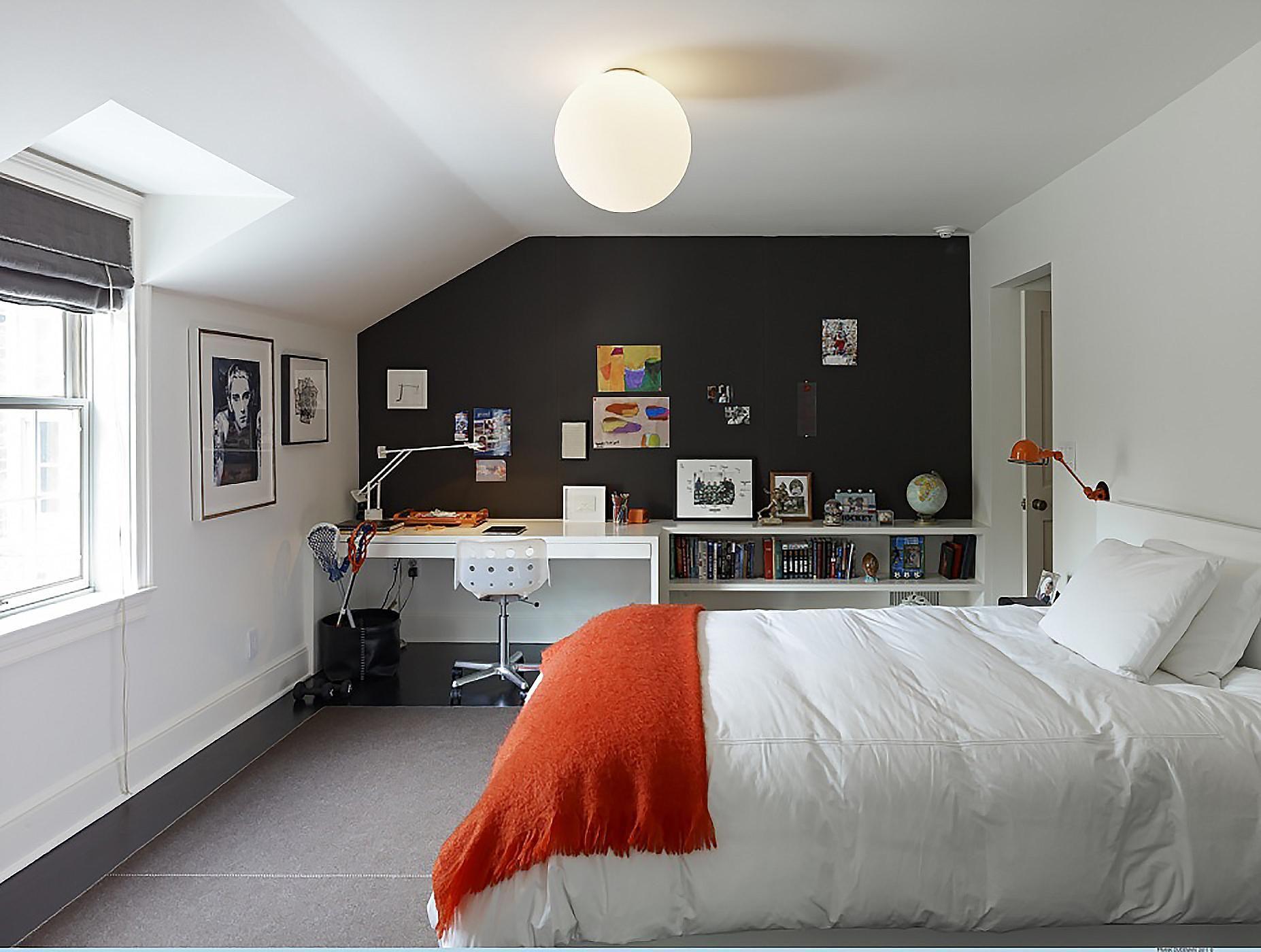 27 Striking Black And White Bedrooms Black And White Bedroom Decor