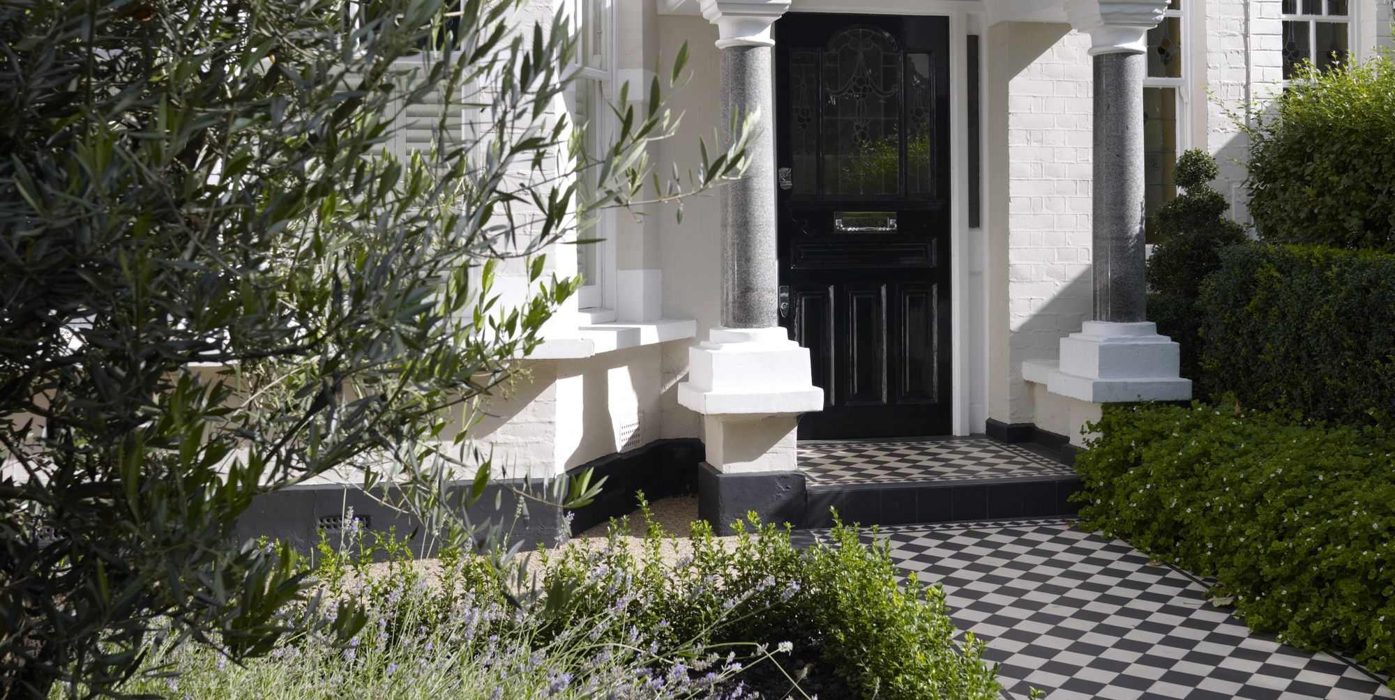 Front garden design ideas to suit terraced, semi-detached and detached houses