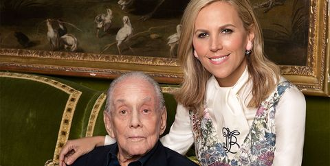 tory burch and kenneth jay lane