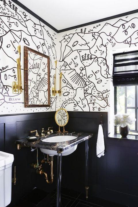 35 Best Black and White Decor Ideas - Black And White Design