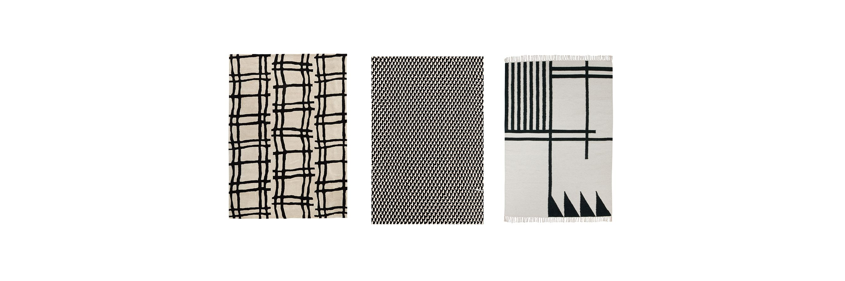 20 best black and white area rug modern black and white rug ideas