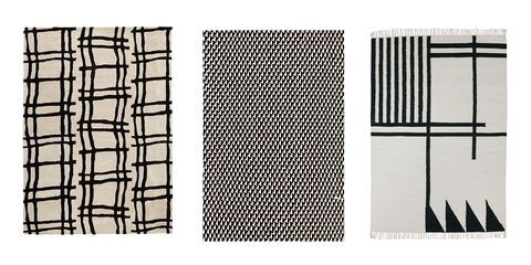 20 Best Black And White Area Rug Modern