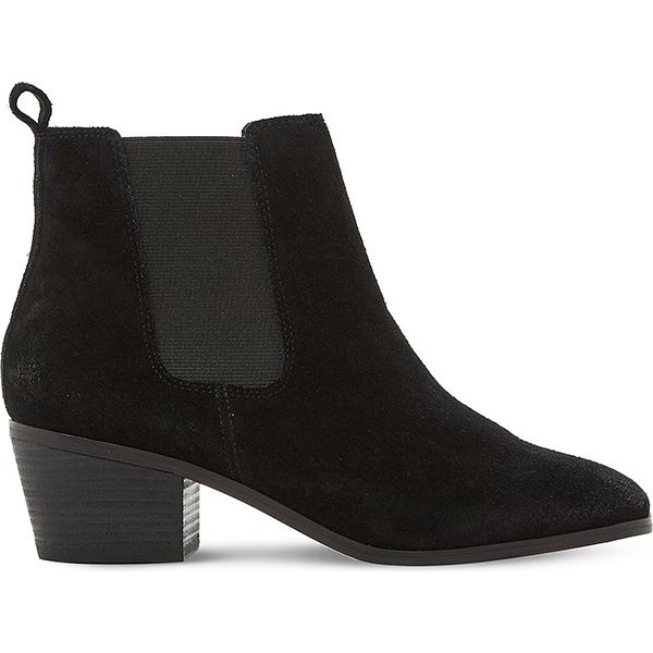 35702e2fa 43 black ankle boots you need - best women's ankle boots